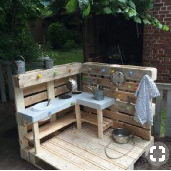 Záhradné posedenie DIY ľahko a jednoducho